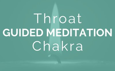 Find Your Voice – Throat Chakra Guided Meditation