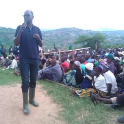Ifoto Munyantwali Alphonse - Guverineri w'intara y'amajyepfo