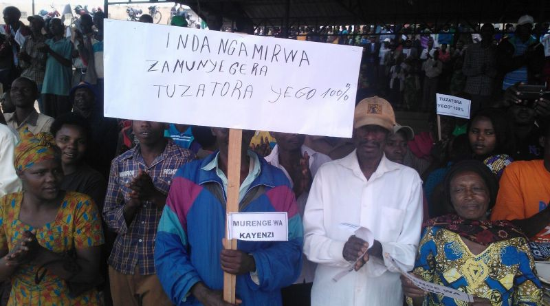 Foto abaturage n'ibyapa
