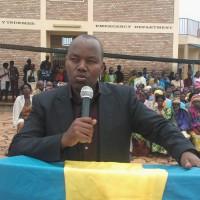 Meya w'akarere ka Kamonyi- Rutsinga Jacques