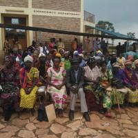 Bamwe mubarwayi