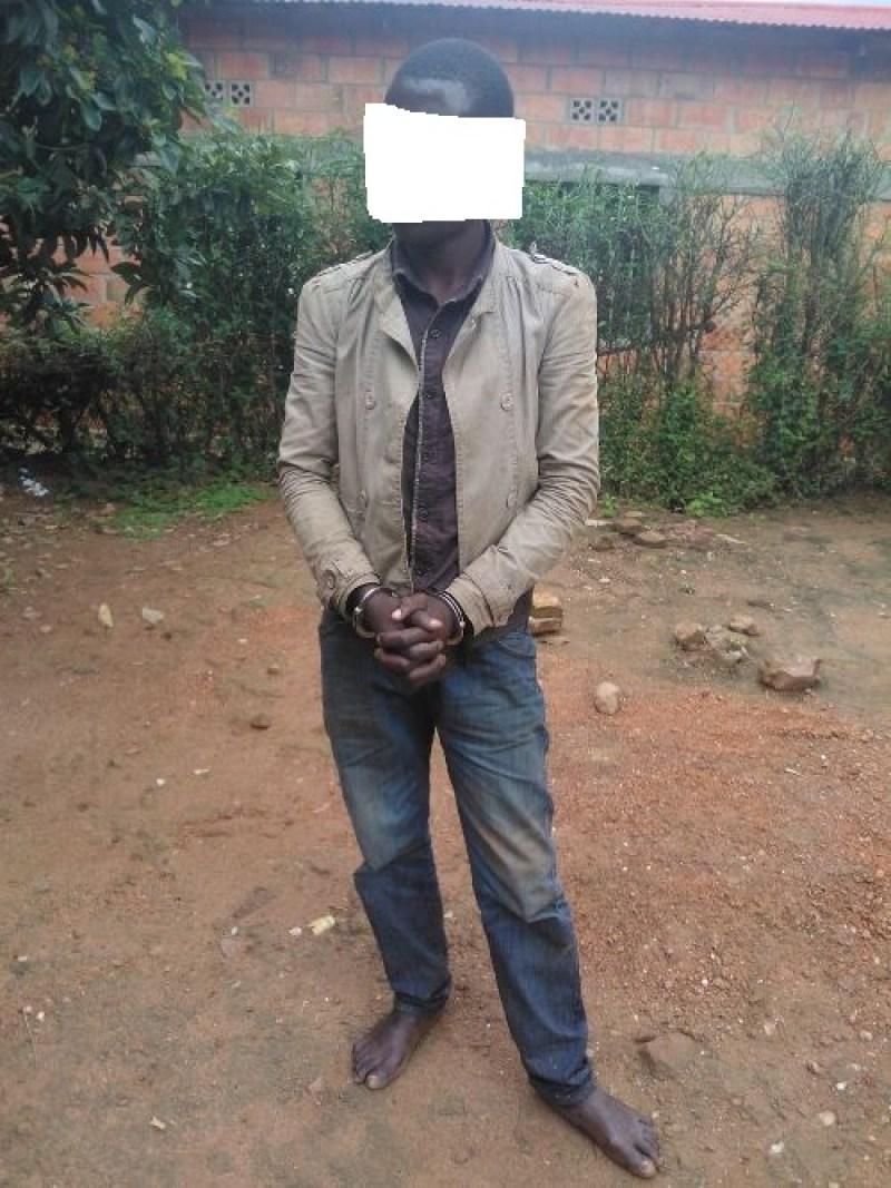 Manishimwe ukurikiranyweho kwica umusekirite Karangwa.