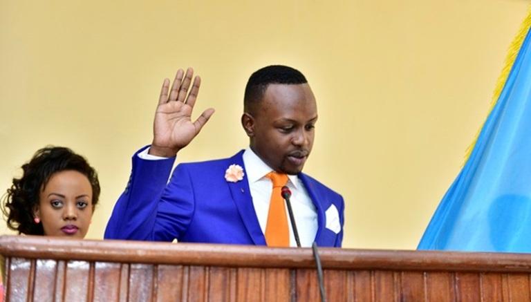 Ishimwe Clement ahamya ko yemeye kuba umugabo wa Butera Knowless.