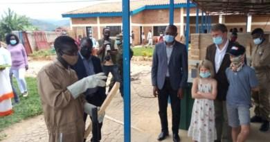 Ngororero: Guverineri Habitegeko Francois yibukije urubyiruko kudahuza amavi n'amatwi