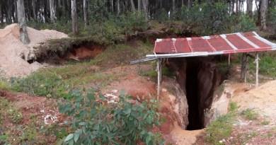 Kamonyi-Kayenzi: Ikirombe muri Koperative COEMIKA cyishe umuntu