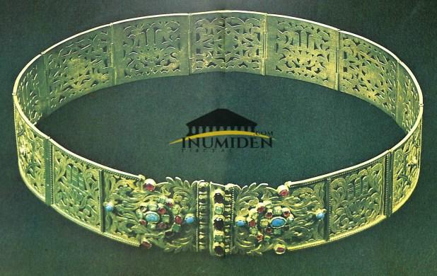 Ceinture en or (Hodna - Msila)