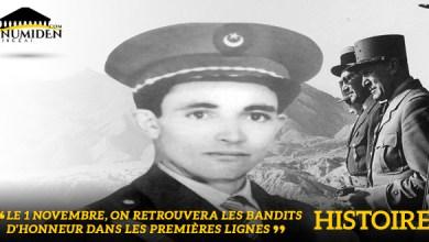 """Photo de Les """"bandits d'honneur"""" de l'Aurès, les précurseurs du 1 novembre"""