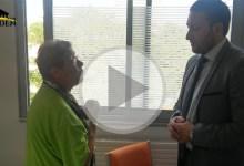 Photo de Djemaâ Djoghlal s'exprime concernant son fonds documentaire [Vidéo]