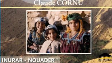 Photo de Claude CORNU , l'instituteur d'Inurar