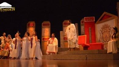 """Photo de TR de Tizi-Ouzou: la nouvelle pièce """"Juba II"""", fascine le public"""
