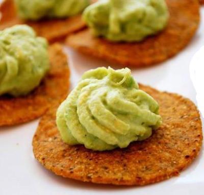 Crostini all'avocado