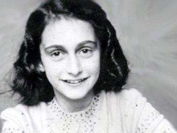 Nel giorno della Memoria ricordando Anna Frank
