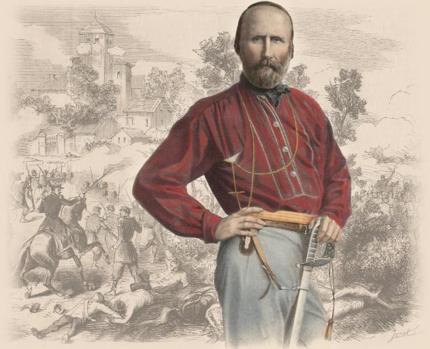 Il boccaccesco matrimonio di Giuseppe Garibaldi con una minorenne un po' 'vivace'…
