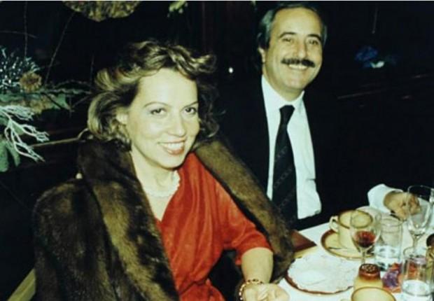 Giovanni Falcone e Francesca Morvillo: dopo la separazione delle salme, la famiglia Morvillo abbandona la fondazione