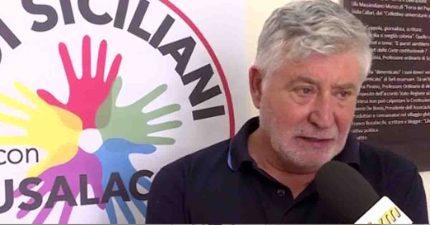 Noi Siciliani con Busalacchi: venerdì a Palermo la raccolta delle firme