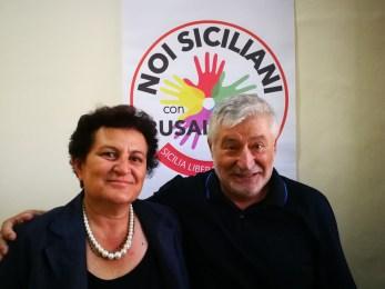 Lucia Pinsone ritira la candidatura e si schiera con Busalacchi
