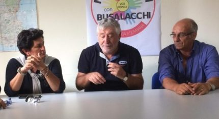 """Intesa tra Busalacchi, Pinsone e Cipponeri: """"Uniti contro il sistema che tiene prigioniera la Sicilia"""""""