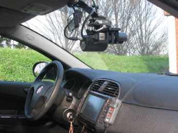 A Cefalù è arrivato Scout Speed, l'autocivetta con telecamera che appioppa multe!