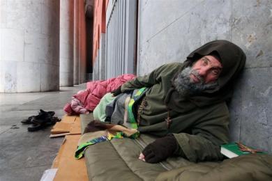 Palermo 'Capitale della Cultura', i senza tetto che muoiono per le strade e Biagio Conte che...
