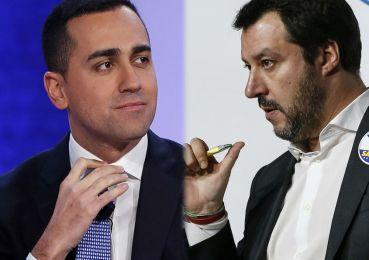 Puntare su due Governi: uno nel Centro-Nord (Salvini) e l'altro al Sud (Luigi Di Maio)