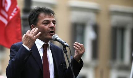 Stefano Fassina (Liberi e Uguali) difende le tesi di Paolo Savona