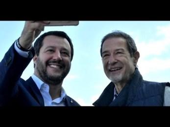 Matteo Salvini piomba in Sicilia: e già Nello Musumeci si 'strica'...