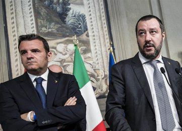 Salvini parla sempre di migranti: e del CETA, del JEFTA e delle navi di grano che dice?/ MATTINALE 106
