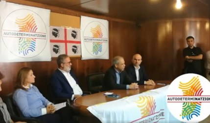 """Autoderminatzione scuote la Sardegna: """"Siamo un percorso di speranza"""""""