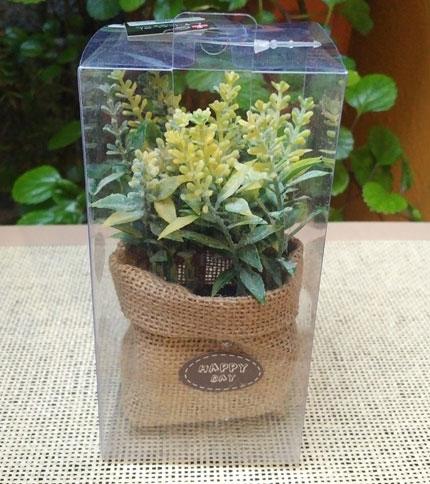 Foto 4 - Modelo 3 - Flor amarilla - Frente