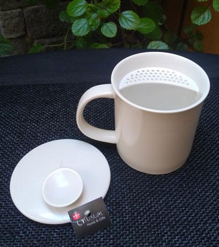 Foto 1 - Taza con filtro y tapa