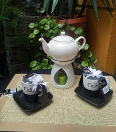 Juego de cafe 7 piezas - Modelo 1 - Foto