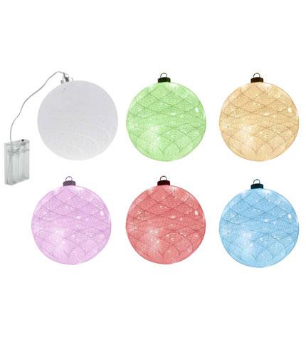 Foto 2 - Bola de luz led - Varios colores