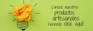 Banner - Acceso a productos artesanales