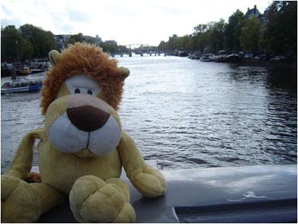 Alex de Leeuw in amsterdam 4