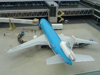 Madurodam Plane