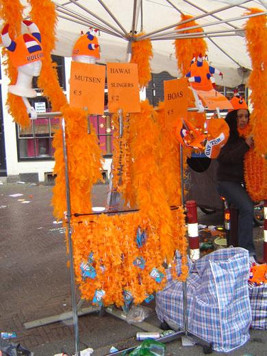 Koninginnedag Orange 2