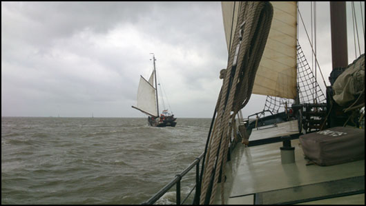 Sailing The Dutch Seas
