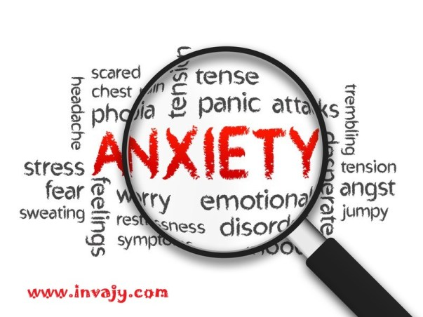 Anxiety disorder- A Silent Enemy