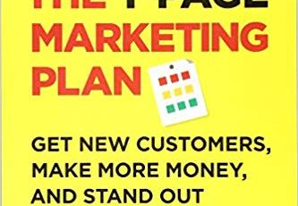 The 1-Page Marketing Plan book review