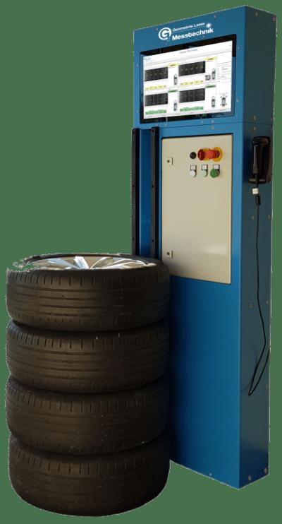 STP dekkscanner