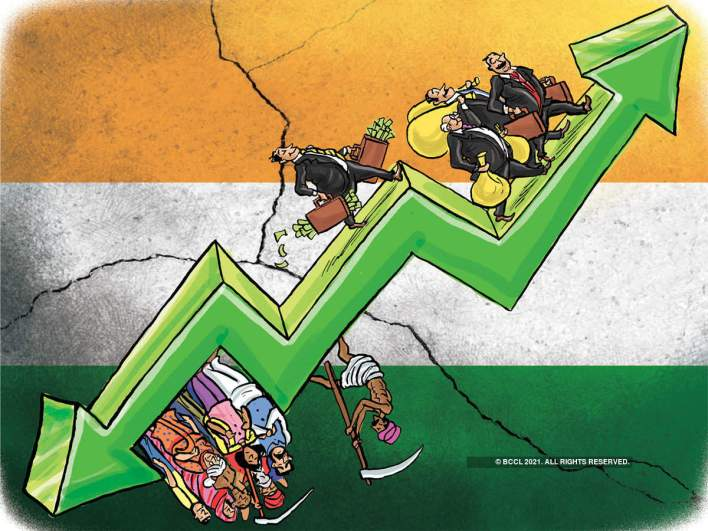 view indias economy is ailing from more than covid 19