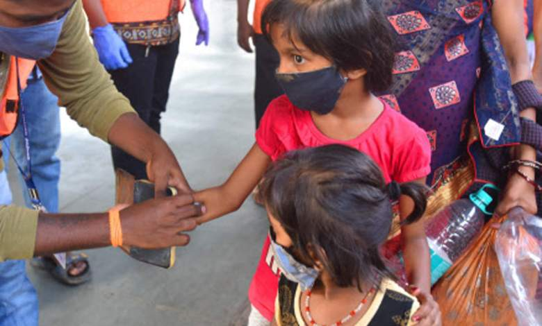 third wave of covid 19 will hit children in a big way virologist dr v ravi