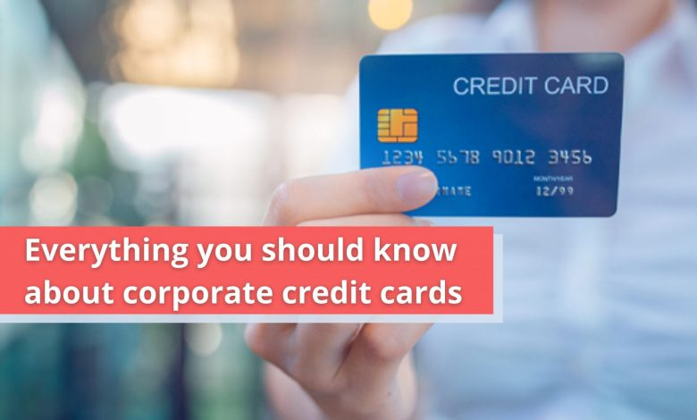 everything you should know about corporate credit cards scaled 1