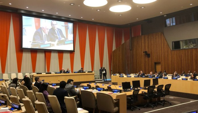 G 77 ministerial meeting