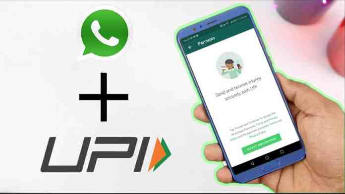 How to use WhatsApp Pay in India TechnoSports.co .in