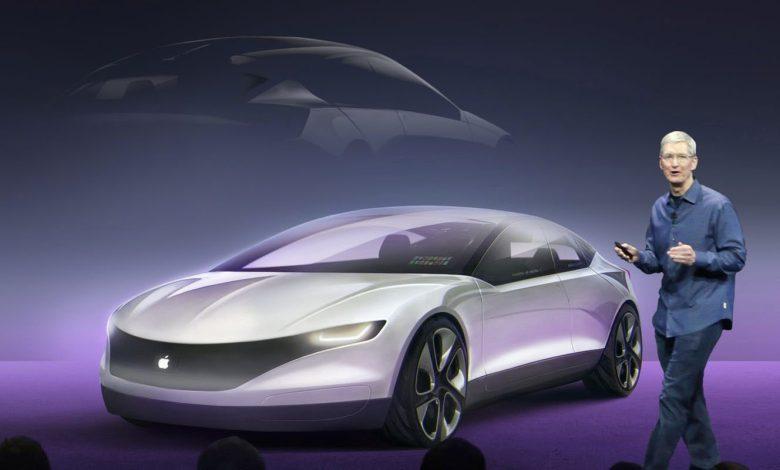 apple car launch report