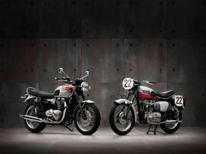 Triumph plans to launch 9 new bikes in India during Jan Jun