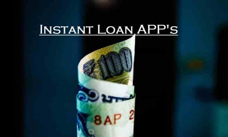 instant loan apps