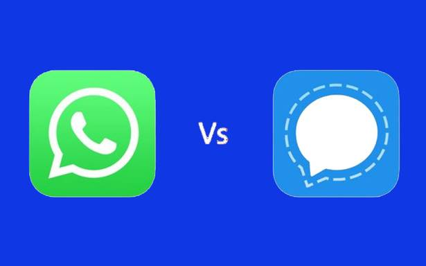 How different is Signal from WhatsApp
