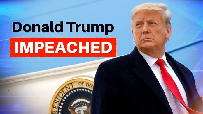 donand trump impeached 1610599765